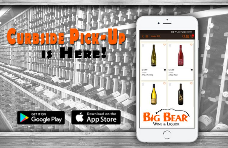 Big Bear Wine & Liquor Pick Up