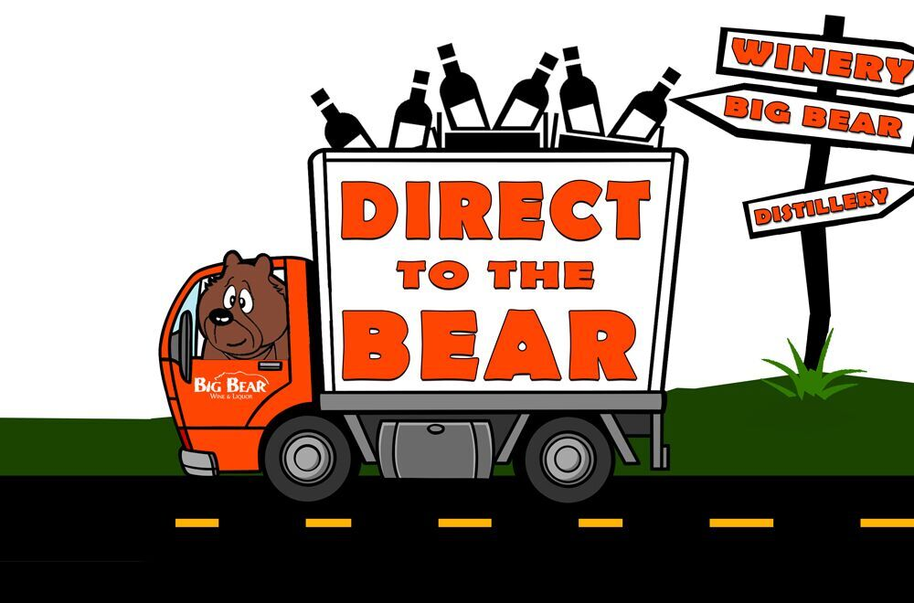 Direct to the Bear