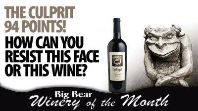 Culprit Wine