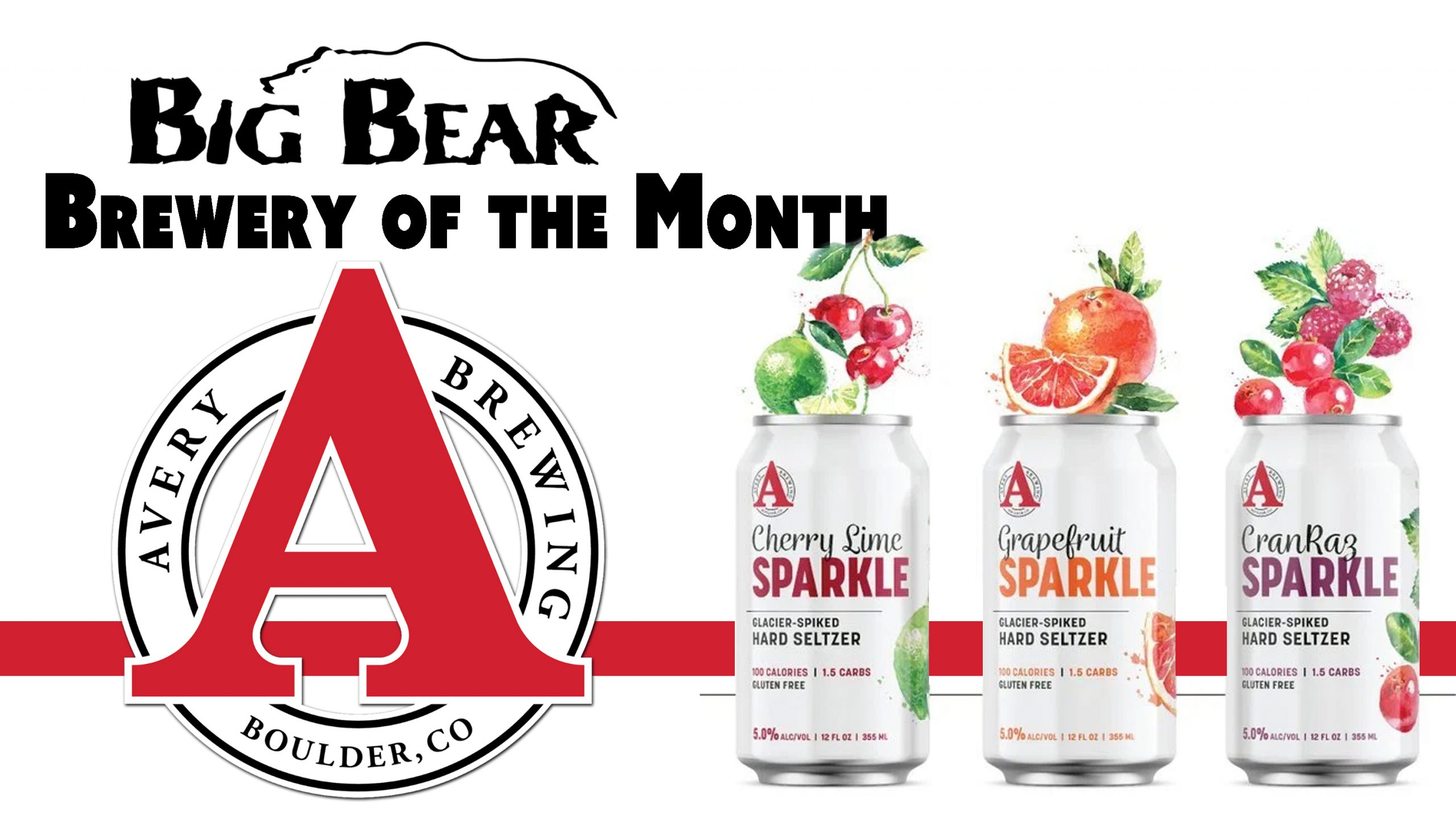 Avery Brewing Co Sparkle